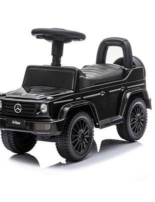 Happy-Car Happy Cars Loopauto Mercedes Jeep Zwart