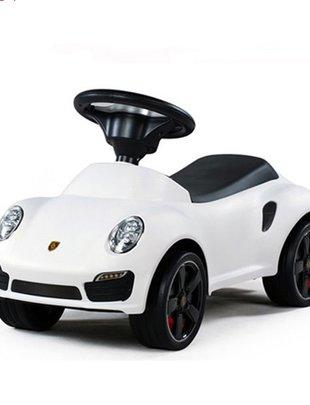 Euromass Happy Cars Loopauto Porsche Wit