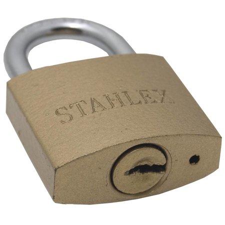 Stahlex 10 stuks Hangsloten 38mm Budget