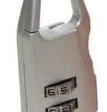 Stahlex Cijferslot 20mm  Geel Zwart Grijs