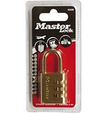 Masterlock Massief Cijferslot Messing 30mm