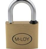 M-loy Hangslot gelijksluitend 40mm