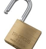 Tri-Circus Hangslot gelijksluitend 38mm