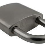 Hangslot 40mm gelijksluitend Roestvrijstaal