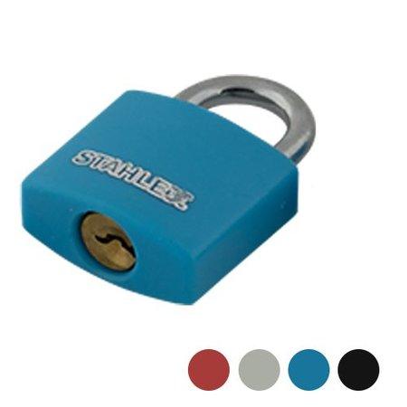 Stahlex Hangslot 30mm Gekleurd Budget