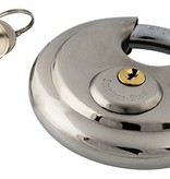 Stahlex Discus Hangslot 90mm (groot)
