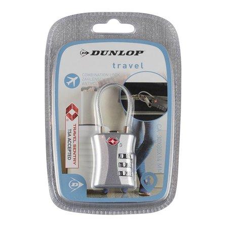 Cijferhangslot TSA Dunlop 30mm