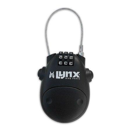 Lock-it Buggy-cijfersloten met staalkabel