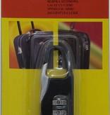 Work-it Cijferslot 20mm  Zwart Grijs