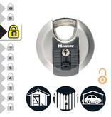 Masterlock Excell hangslot - 4 sleutel