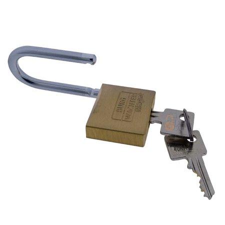 Burgwächter 400 E HB Magno Gelijksluitend hoge beugel 40mm