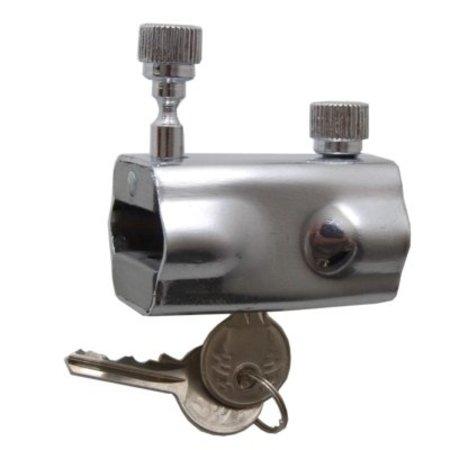 Stahlex Hangslot Penslot 2 zijdig te openen  (8mm)