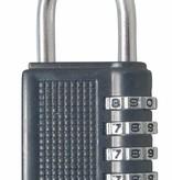 Stahlex Cijferhangslot - 80mm Zwart