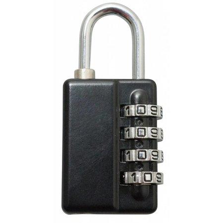 Lock-it Cijferhangslot met Masterkey