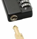 Lock-it Cijferhangslot met Masterkey (belangrijk de tekst hieronder te lezen)