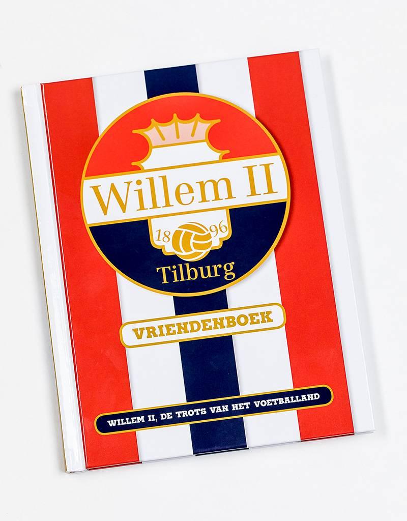 Willem II Willem II vriendenboekje