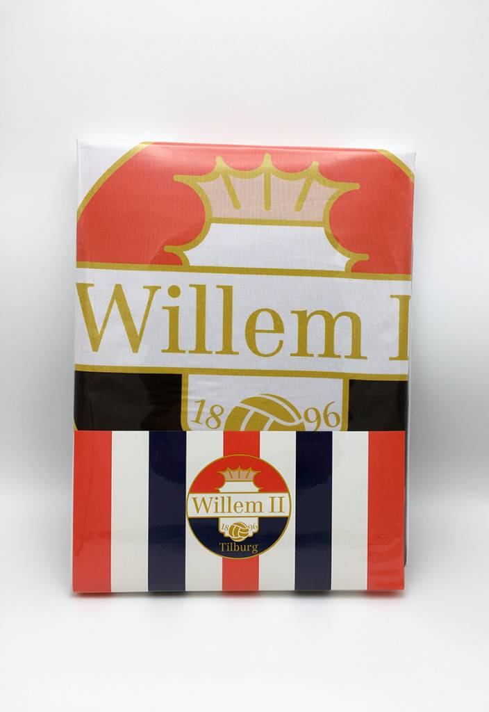Willem II Willem II dekbedovertrek