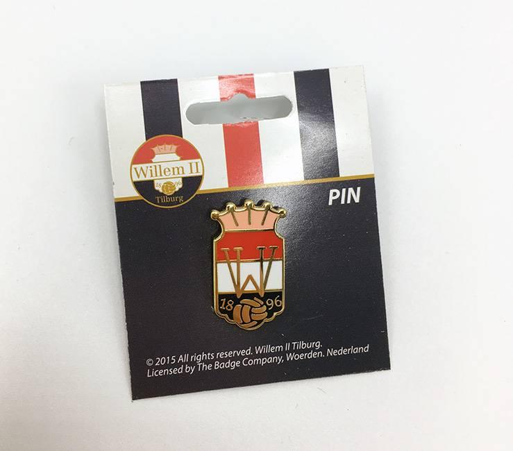Willem II Willem II pin