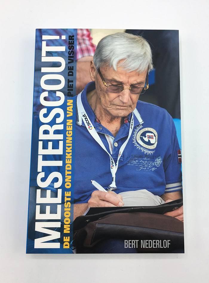 Willem II Boek 'Meesterscout Piet de Visser'
