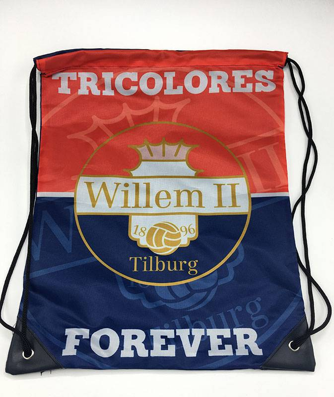Willem II Zwemtasje Tricolores Forever