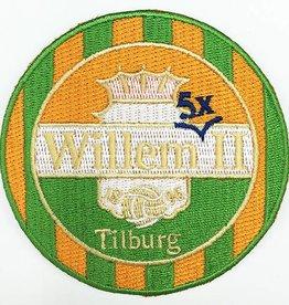 Willem II Groen-oranje embleem