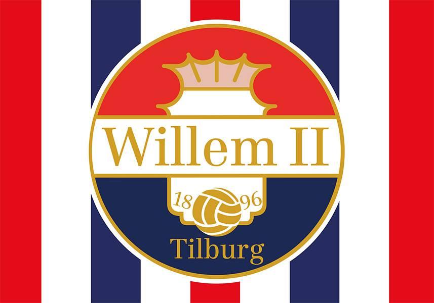 Willem II Willem II vlag