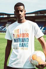Willem II Wit casual shirt bekerfinale