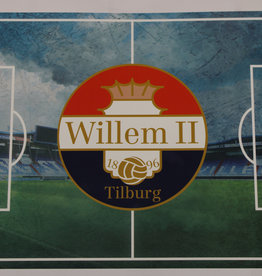Placemat Willem II