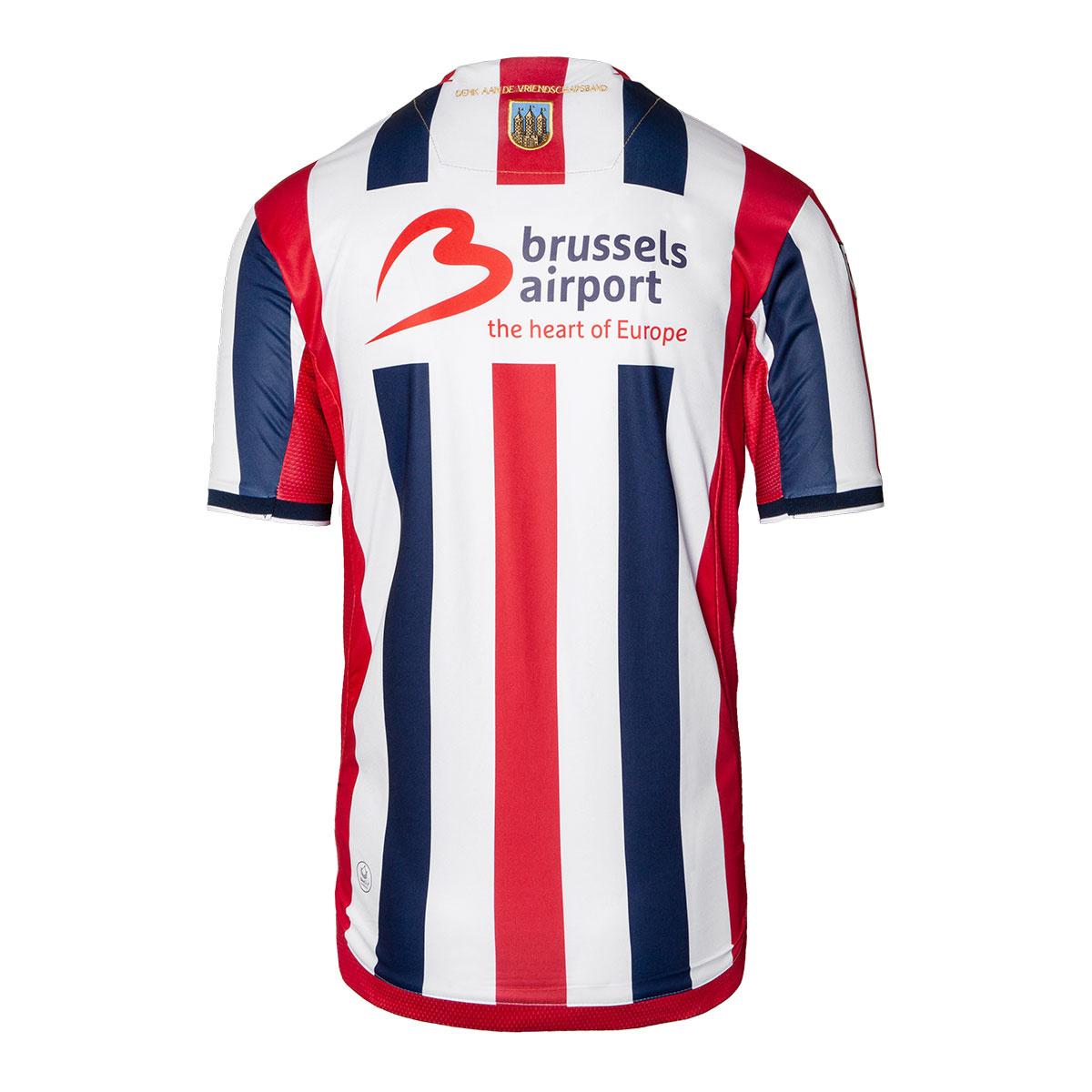 Robey Willem II wedstrijdshirt - Junior