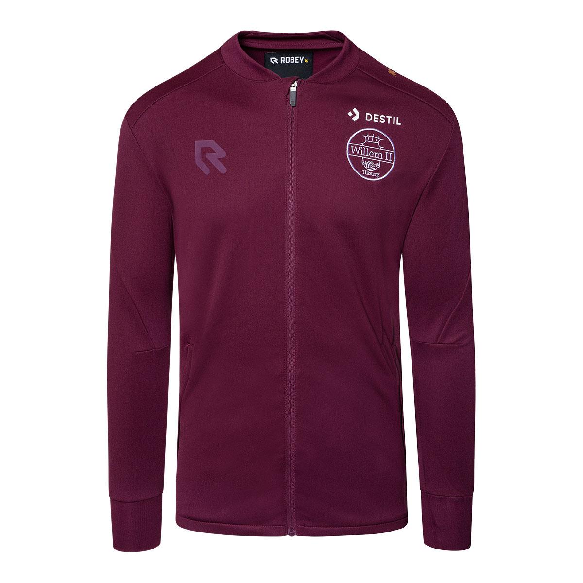 Robey Willem II trainingjacket junior 2019-2020