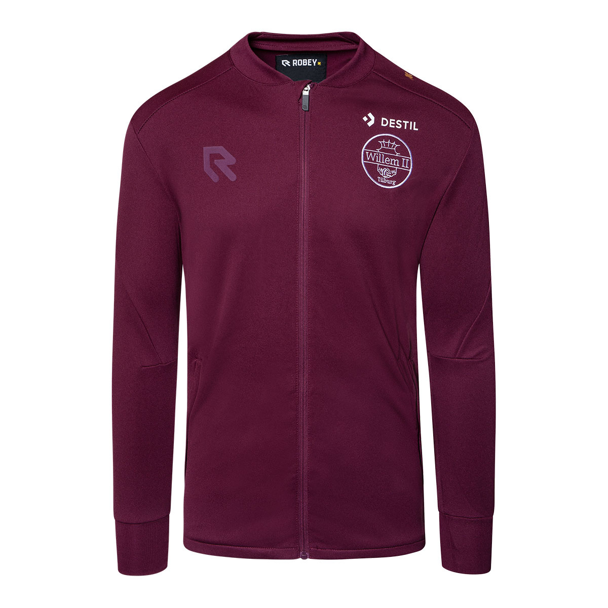 Robey Willem II trainingjacket senior 2019-2020