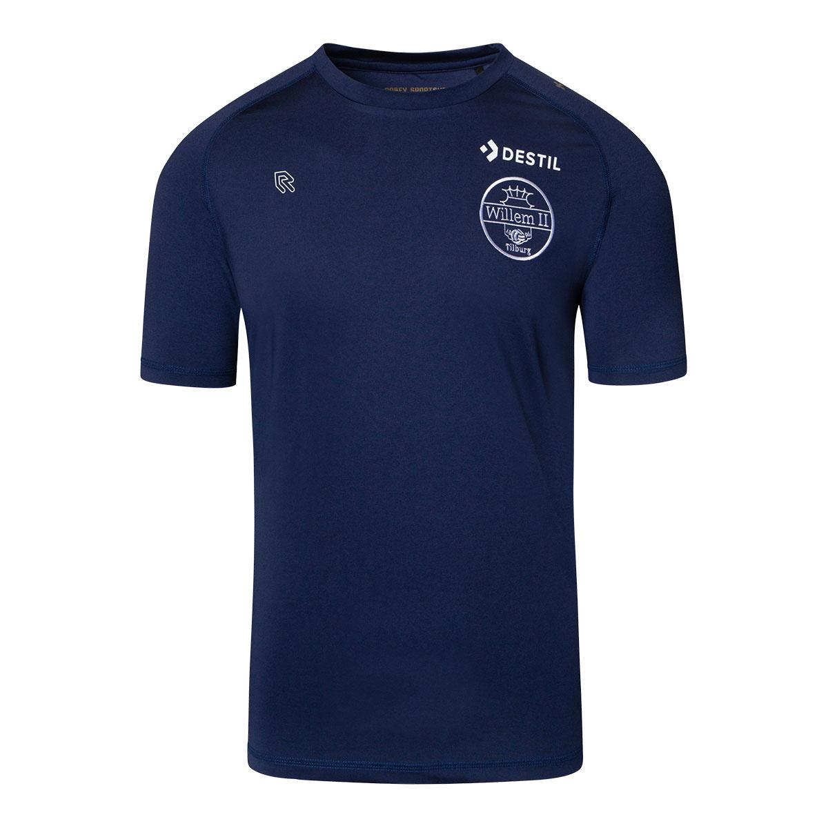 Robey Willem II thuisshirt senior 2019 - 2020