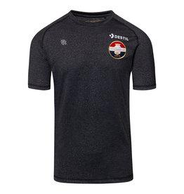 Robey Willem II aftermatch shirt  junior 2019 - 2020 - Grey