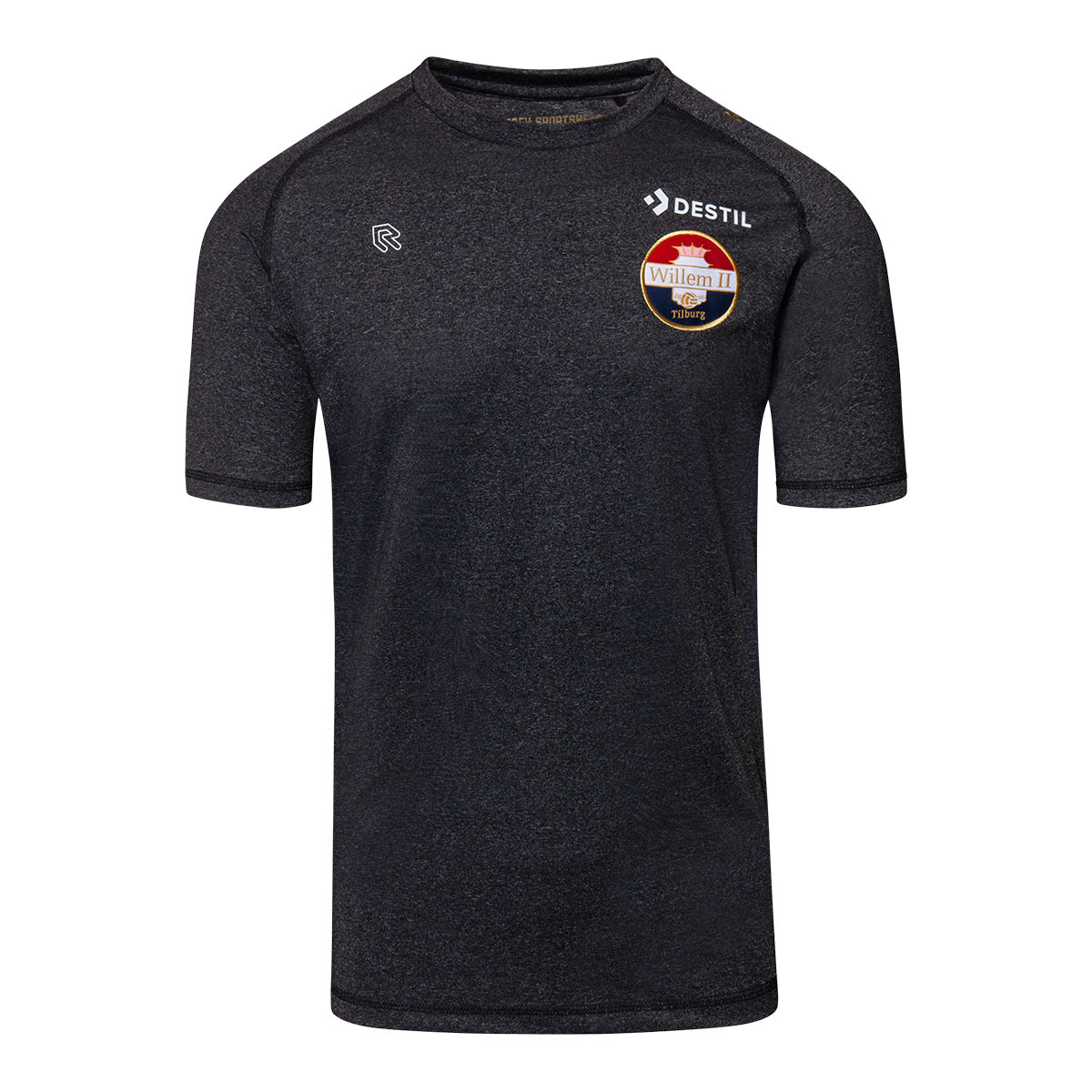 Robey Willem II aftermatch shirt  junior 2019 - 2020