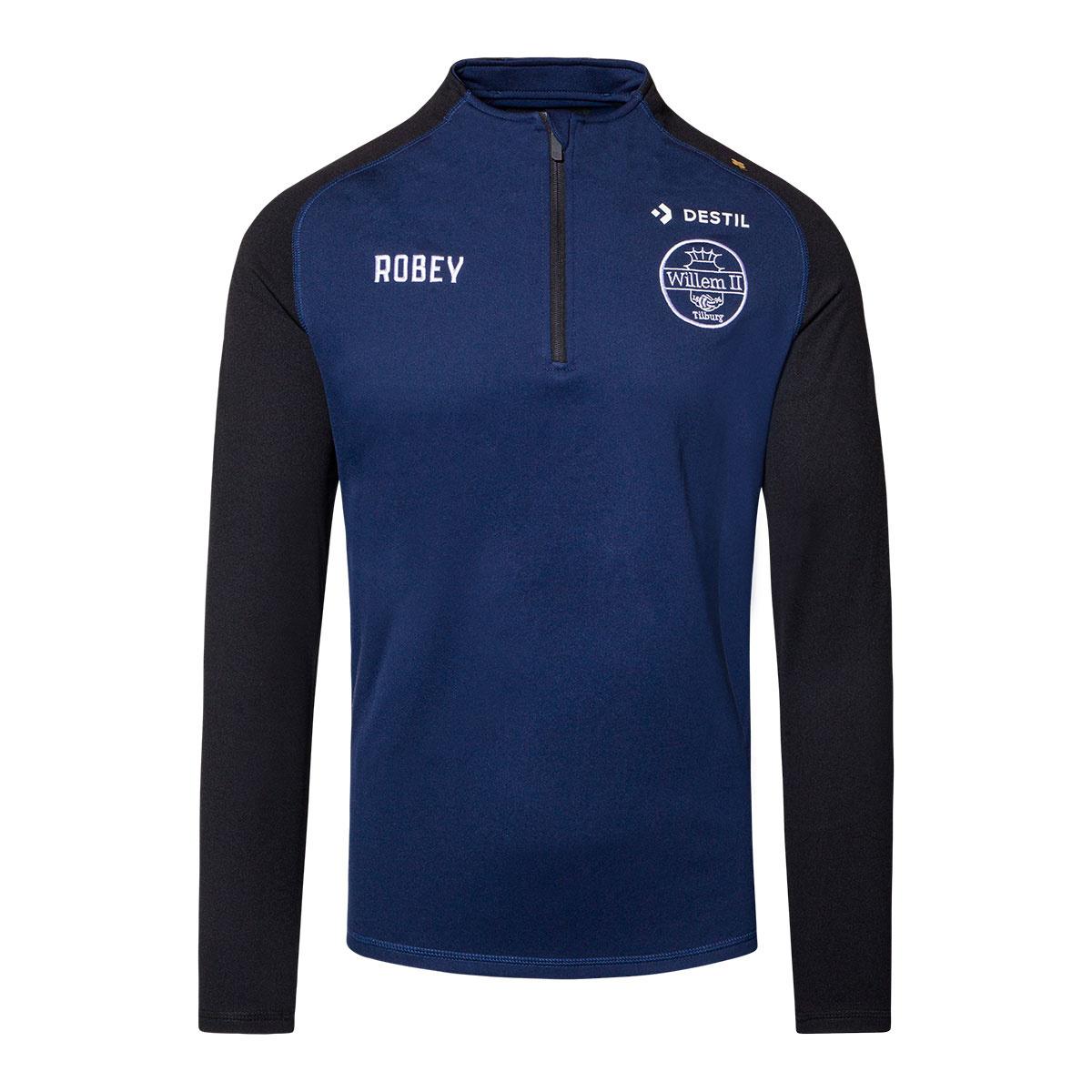 Robey Willem II warming-up top senior 2019-2020