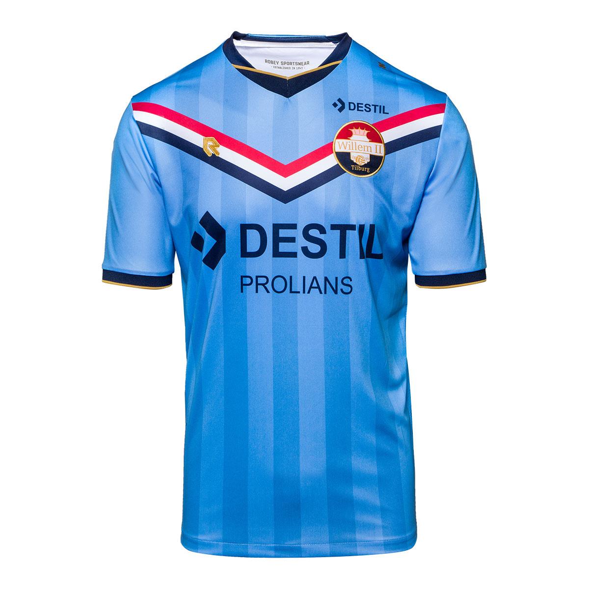 Robey Willem II derde wedstrijdshirt - senior