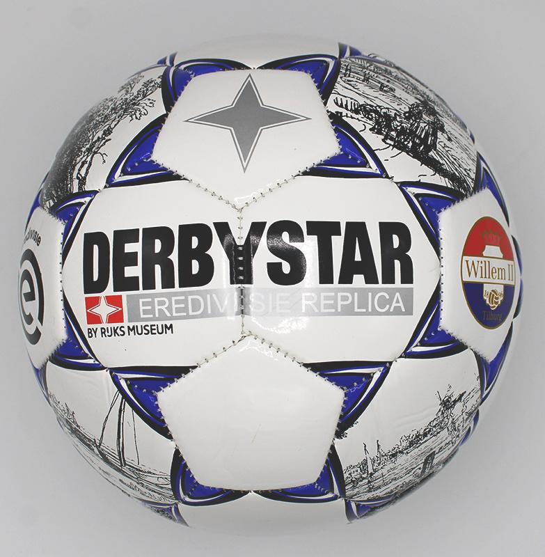 Willem II Derbystar Eredivisie voetbal