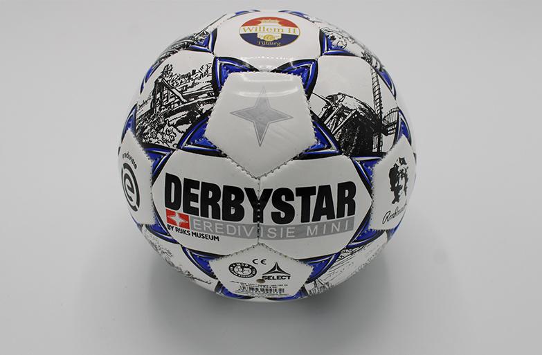 Willem II Derbystar Eredivisie Mini-Bal