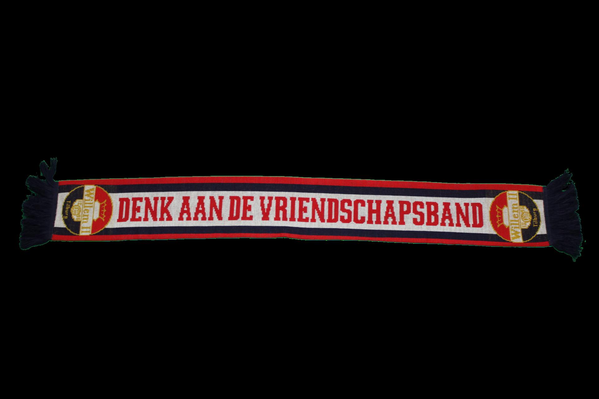 Willem II Sjaal: Vriendschapbsband