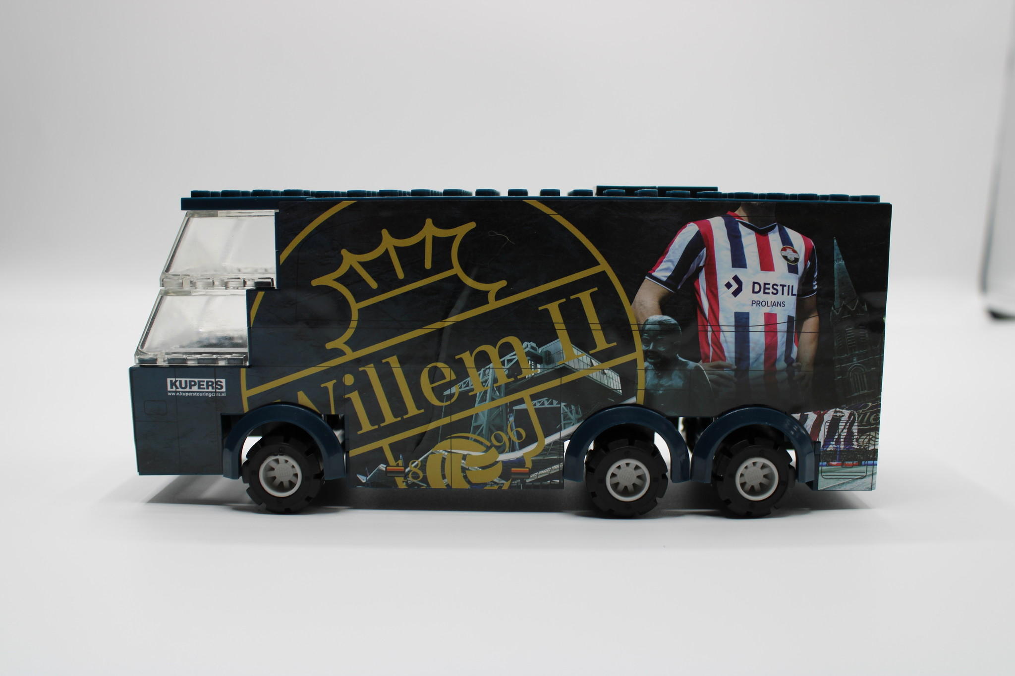 Willem II-Bricks pakket