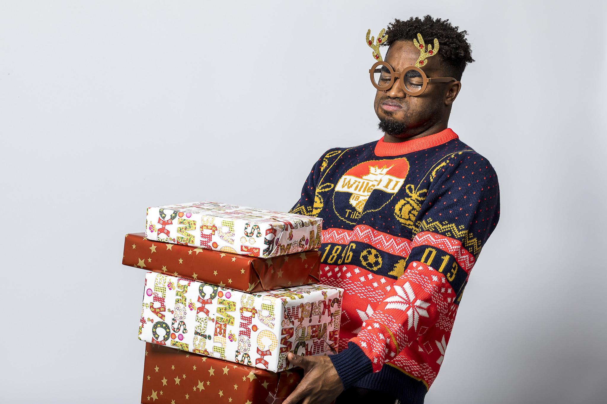 Willem II Kersttrui  - Junior
