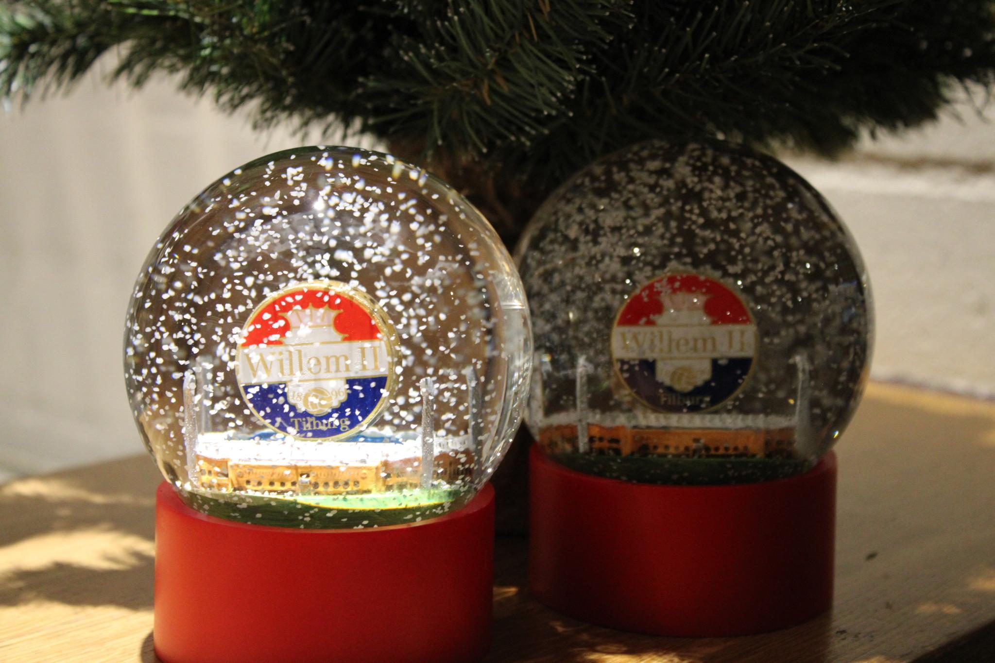 Willem II sneeuwbal