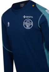 Robey Willem II Training Top (navy/mint) - Junior