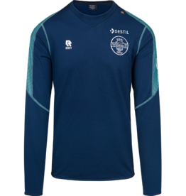 Robey Willem II Training Top (navy/mint) - Senior