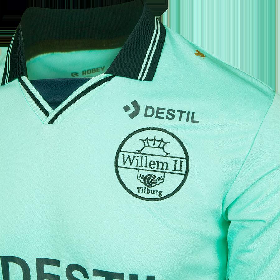 Robey Willem II Uitshirt 2020-2021 - Senior