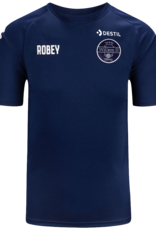 Robey Willem II Warming-up Shirt Navy - Senior
