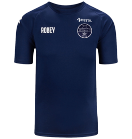 Robey Willem II Warming-up Shirt Navy - Senior