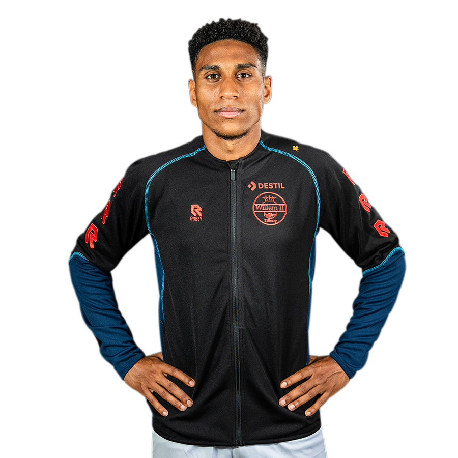 Robey Willem II Aftermatch Jacket - Senior