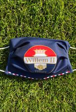 Willem II Mondmasker (3 stuks)