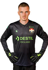 Robey Willem II Keepersshirt Zwart - Senior